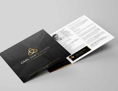 Carl van Vuuren Brochure